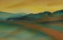 2005-Bretagne 1, aquarel, 50x70 cm