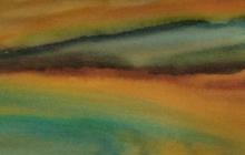 2005-Bretagne 2, aquarel, 50x70 cm