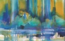 2005-c, aquarelpastel, 40x50 cm