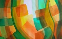 2016-Transparante aquarel 60 bij 80 cm