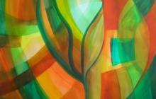 2016-Transparante aquarel nr.2 60 bij 80 cm