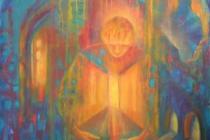 2004-Innerlijke ruimte, olieverf op doek, 50x60 cm