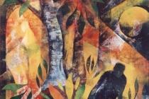 1997-Paradise lost, sjabloonprint, 60x80 cm