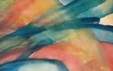 2005-Ohne worte, aquarel, 60x80 cm