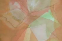 2013-Aquarel in lasurtechniek 2, aquarel, 90x70 cm