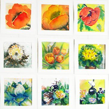 Bloemen voor Etty Hillesum