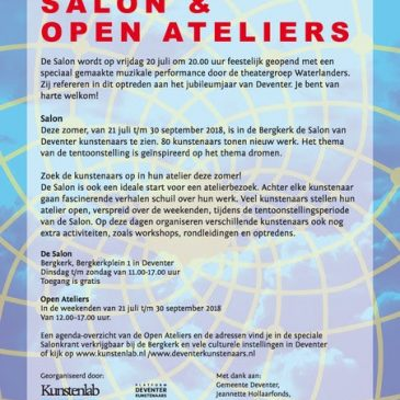 De Salon en Open Ateliers